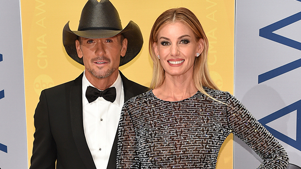 Tim McGraw & Faith Hill's Romance Timeline: Performing Together, Marriage, Kids & More