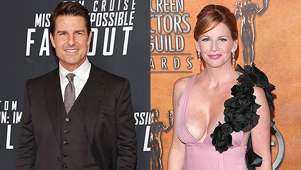 Tom Cruise, Melissa Gilbert