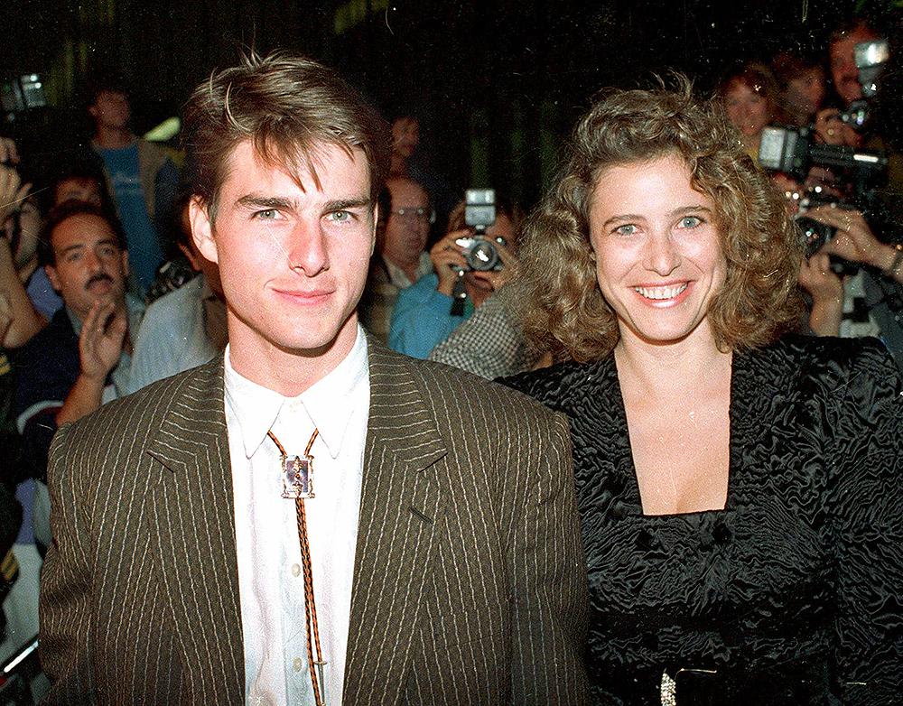 Tom Cruise, Mimi Rogers
