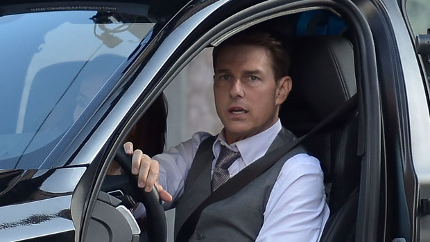 Tom Cruise Screams At 'Mission Impossible 7' Crew For Breaking COVID Rules On Set — Listen