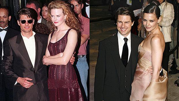 Tom Cruise, Nicole Kidman, Katie Holmes