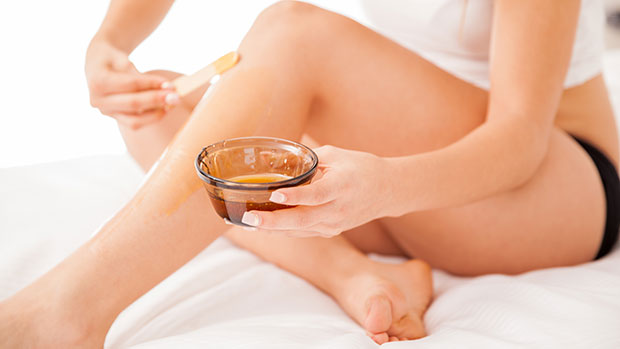Can't Make It To The Salon? This At-Home Waxing Kit Removes Hair In Minutes & Is Under $50