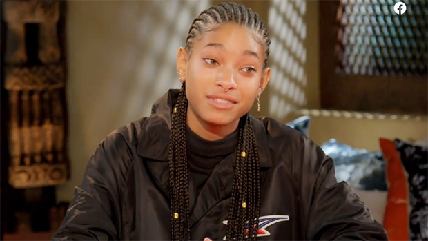 Willow Smith on 'Red Table Talk'