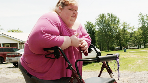 '1,000-Lb. Sisters' Preview: Tammy Struggles With Breathing Problems While Walking To Her Mailbox