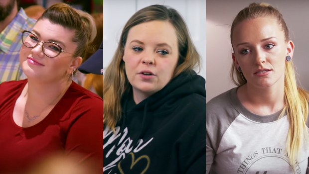 Amber Portwood & Maci Bookout React After Catelynn Lowell Says They Ignored Her Miscarriage News