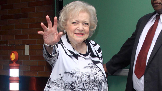 Betty White Says She Runs 'A Mile Each Morning' As She Reveals How She'll Celebrate 99th Birthday