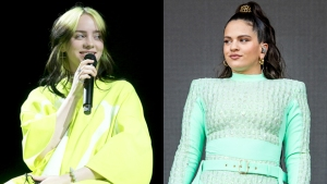 Billie Eilish Teams With Rosalía & Sings In Spanish In Their Haunting Collab 'Lo Vas A Olvidar' – Watch