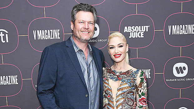 Blake Shelton Vows To Lose 20Lbs. Before Marrying Gwen Stefani: 'I Have To Do It'