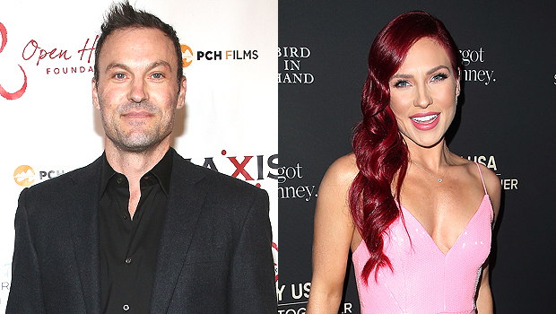 Brian Austin Green & Sharna Burgess: Why 'Possibilities Are Endless' For Their Relationship
