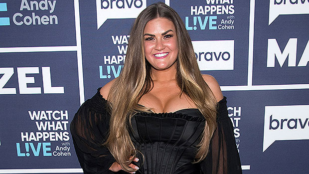 Brittany Cartwright Bares Her Big Baby Bump & Sexy Curls As She Admits 'Everything Is Growing' — See Pic