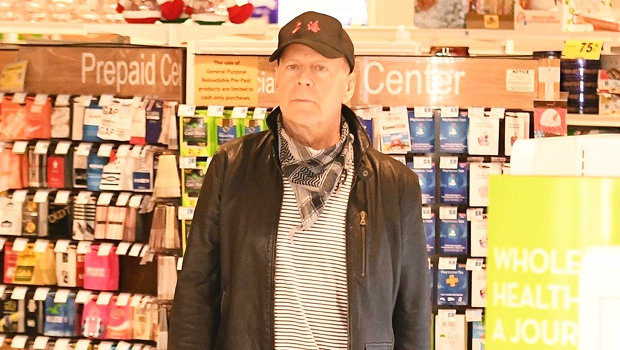 Bruce Willis Reportedly Asked To Leave Pharmacy After 'Refusing' To Wear A Mask Amid Pandemic
