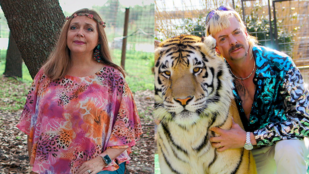 Carole Baskin Reveals How She Feels About Joe Exotic Not Getting Pardoned By Donald Trump
