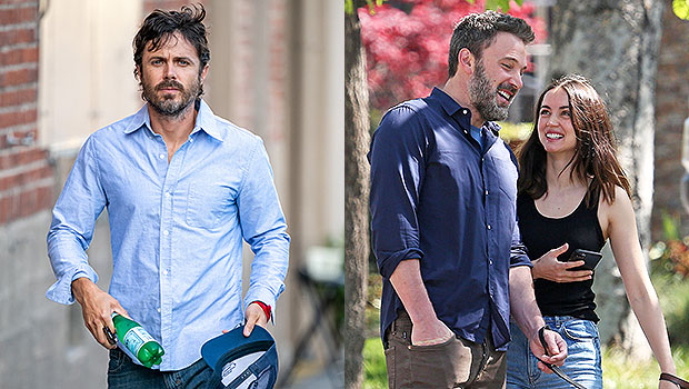 Casey Affleck Gushes Over Ana de Armas After She Splits From Ben: 'She's A Catch In Every Way'