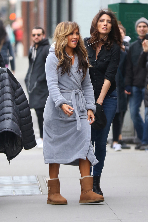 Jennifer Lopez in NYC