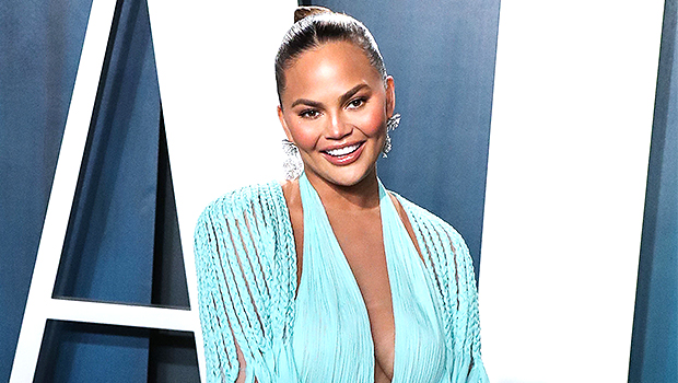 Chrissy Teigen Shows Off Her Re-Pierced Nose Ring After Original Hole Closed Up: 'I Did It'