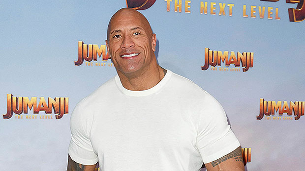 The Rock Shows He's The Best Girl Dad As He Brushes The Tangles Out Of 2-Year-Old Tiana's Hair