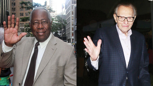 Stars Who Died In 2021: Larry King, Hank Aaron, Tanya Roberts & More