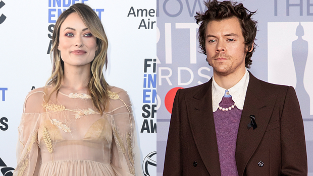 Olivia Wilde Wears Harry Styles' Necklace From 'Golden' Music Video As Romance Heats Up