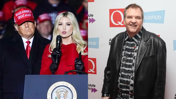 Donald Trump, Ivanka Trump, Meat Loaf