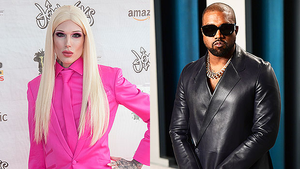 Jeffree Star Claims A 'Wild' Amount Of Rappers Slide Into His DMs After Denying Kanye West Affair