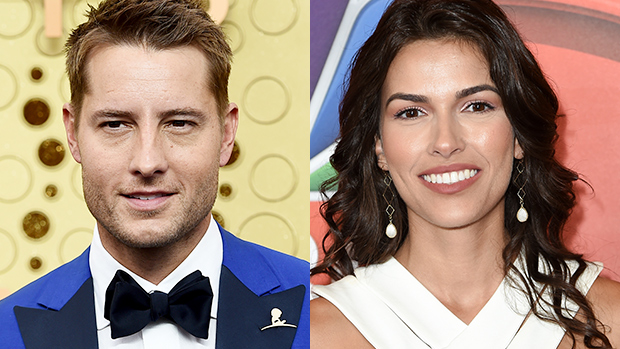 Justin Hartley Goes Instagram Official With New Girlfriend Sofia Pernas On New Year's Eve