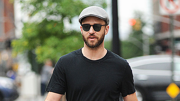 Justin Timberlake Flexes His Muscles During Sweaty Workout After Britney Spears Dances To His Music
