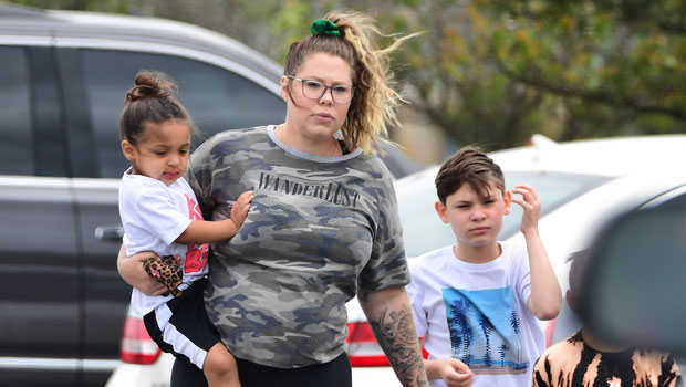 Kailyn Lowry Changes Son Creed's Last Name: What He's Now ...