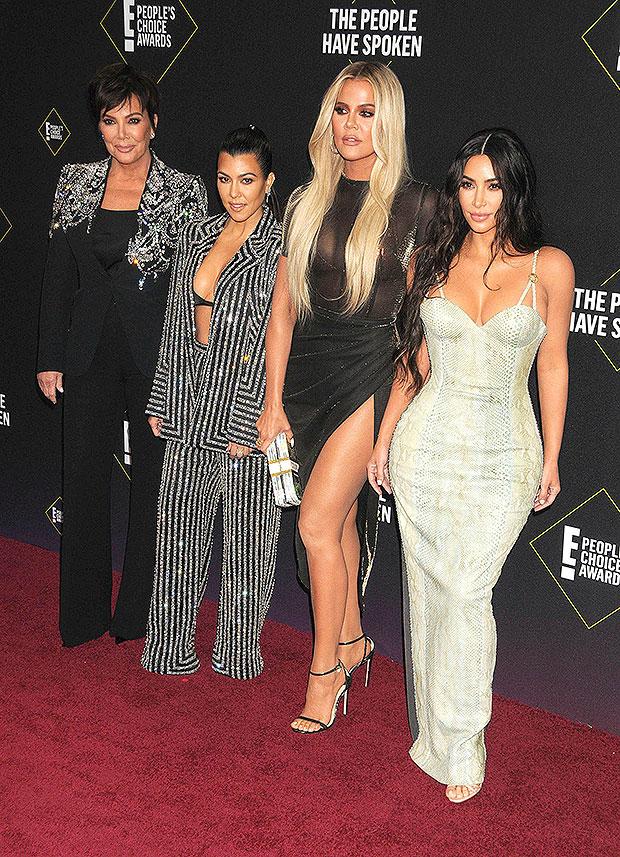 Kim Kardashian, Khloe Kardashian, Kourtney Kardashian, Kris Jenner