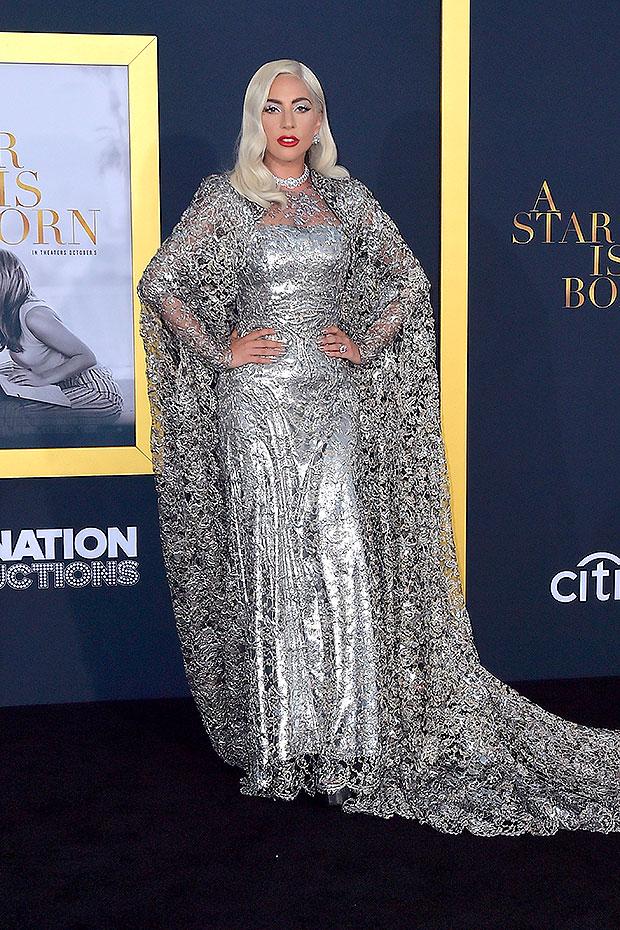 Lady Gaga Inauguration National Anthem ap embed2
