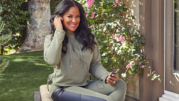 Laila Ali Reveals Sweet Way Dad Muhammad Inspired Her Athleisure Line: 'He's Like An Angel Over My Shoulder'