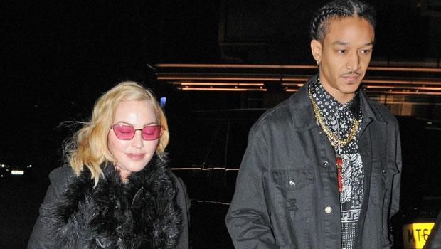 Madonna, Ahlamalik Williams