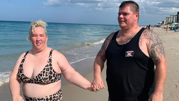 Mama June Cozies Up To Boyfriend Geno Doak As They Celebrate One Year Of Sobriety — Pic