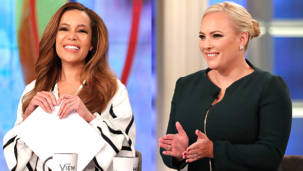 Meghan McCain Thanks 'View' Co-Host Sunny Hostin For Her 'Patience' On MLK Day Special