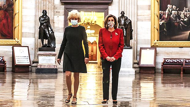 Lesley Stahl Nancy Pelosi