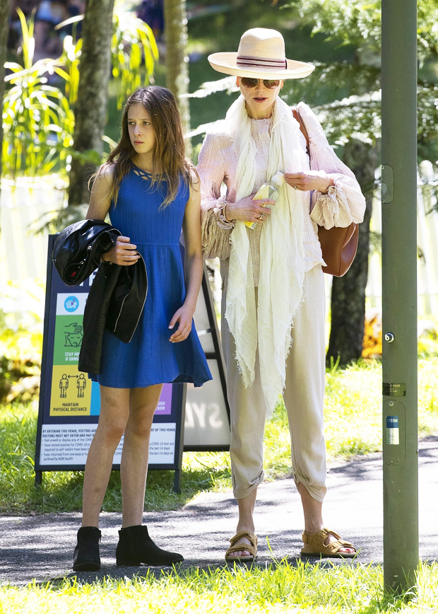 Nicole Kidman, Daughter