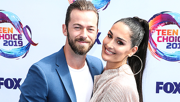 Nikki Bella Reveals The 'Unhealthy' Habits She Ditched To Help Her Balance Work & Motherhood