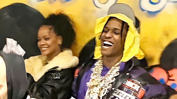 Rihanna Wants A$AP Rocky To Be Her 'Final Boyfriend': Their Romance Is 'Amazing Right Now'