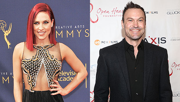 Sharna Burgess Answers Fan Questions About 'Relationship Status' After 'Best Vacation' With Brian Austin Green