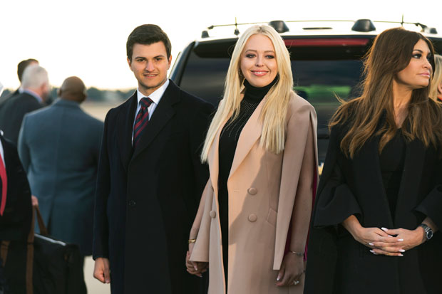 Tiffany Trump, Michael Boulos