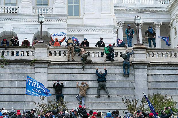 U.S. Capitol Protest