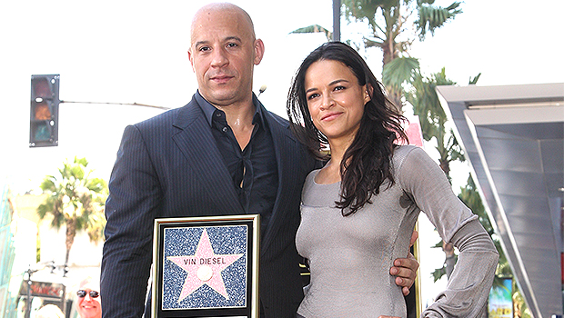 Vin Diesel Shares Pic With Michelle Rodriguez For Furious 20th Anniversary Hollywood Life