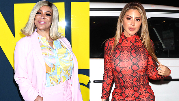 Wendy Williams & Larsa Pippen