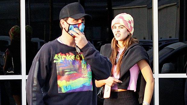 Scott Disick & Amelia Hamlin