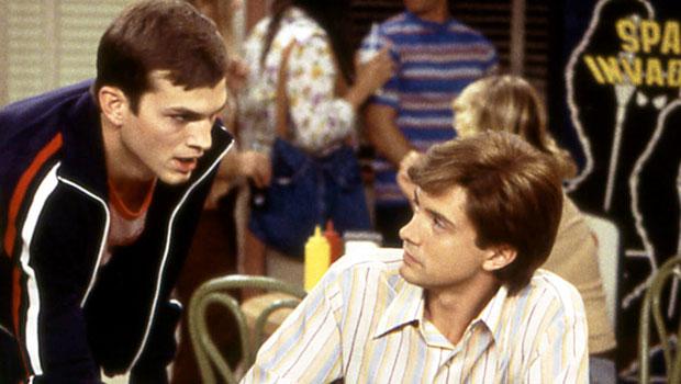 Ashton Kutcher Informed Topher Grace Over Twitter That ''70s Show' Co-Star Tanya Roberts Isn't Dead