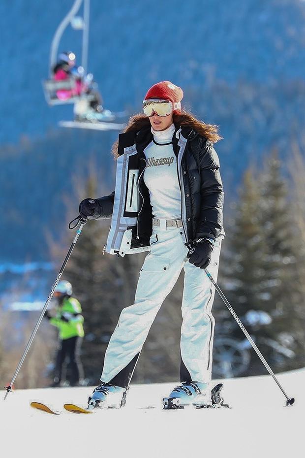 Bella Hadid in Aspen