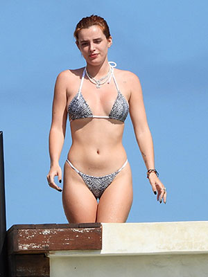 Stars In Sequin Bikinis: See Cardi B, Rihanna & More Rocking Sparkling Swimsuits