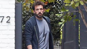 Ben Affleck Has Dunkin' Donuts Delivered To His House After Ana de Armas Breakup: See First Pics Since Split