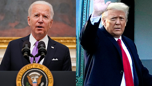 Biden Removes Red Button Trump Had On Presidential Desk That Ordered Diet Coke & Twitter Reacts