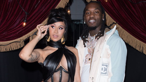 Cardi B Twerks On Offset In A Sequin Bikini As They Celebrate 2021 With Lavish Yacht Party — Watch