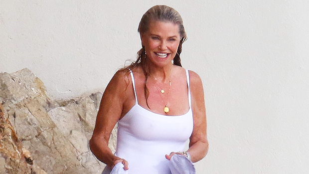 Christie Brinkley's Sexiest Swimsuit Pics Ever: See The Blonde Bombshell In Hot Two-Pieces & More